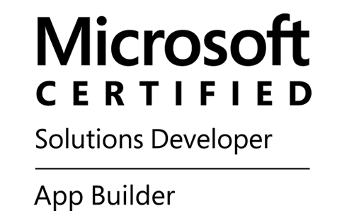 Certificación Solutions developer App Builder
